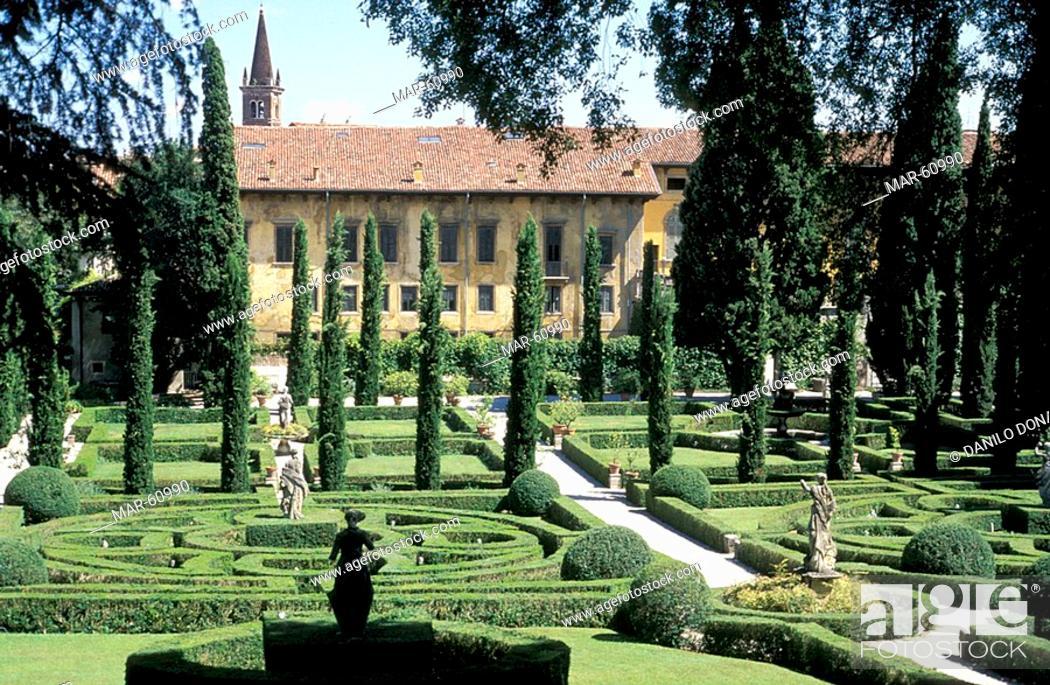 Palazzo e giardini giusti