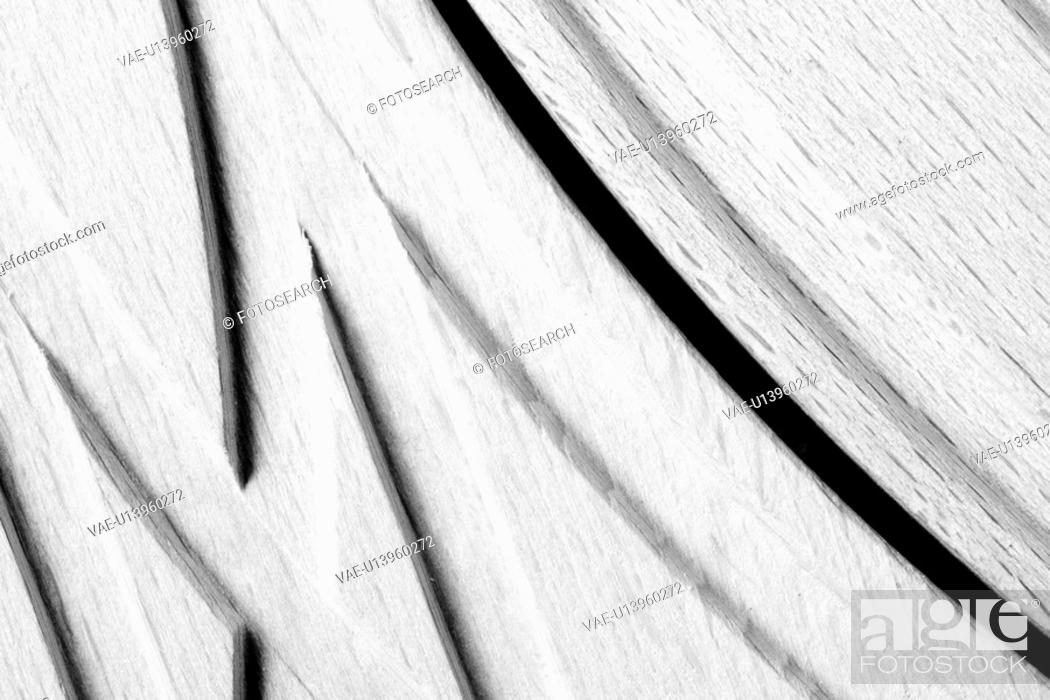 Stock Photo: brown, wood, background, close-up, wooden, art.