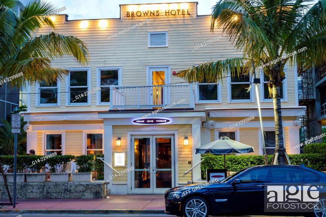 Florida Miami Beach Art Deco District