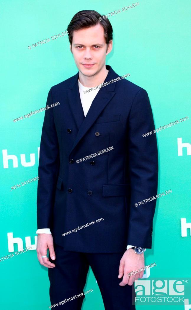 Hulu Upfronts 2018 NYC Featuring: Bill Skarsgard Where: NYC, New
