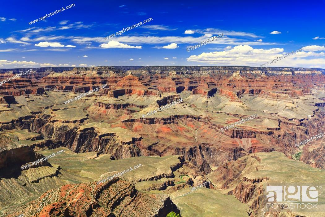 Imagen: Grand Canyon National Park, Arizona, USA.