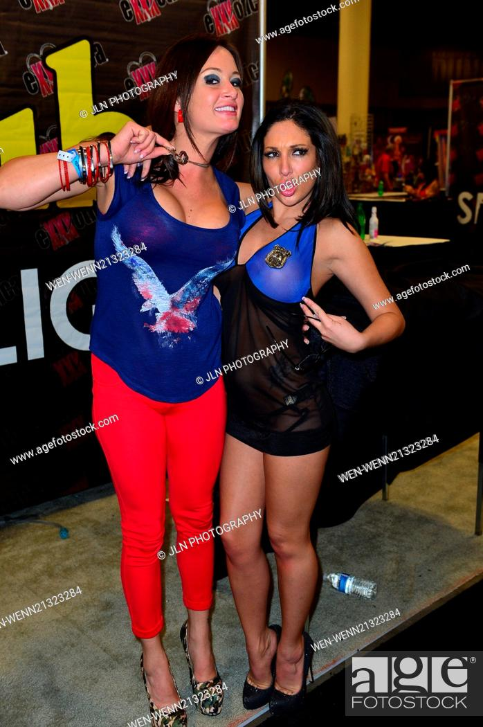 Stock Photo Exxxotica  Convention Expo Day  Featuring Tory Lane Where