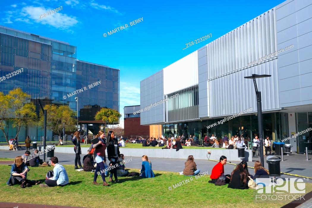 Stock Photo: University of Sydney Campus, Sydney.