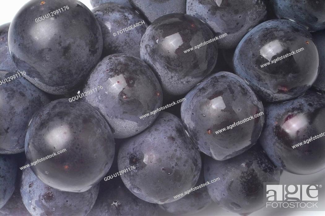 Stock Photo: fruit, grape, plants, plant, grapes.