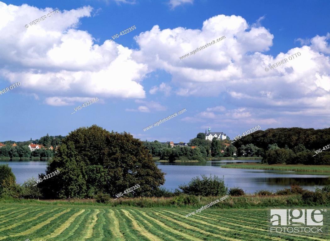 D Ploen Naturpark Holsteinische Schweiz Schleswig Holstein