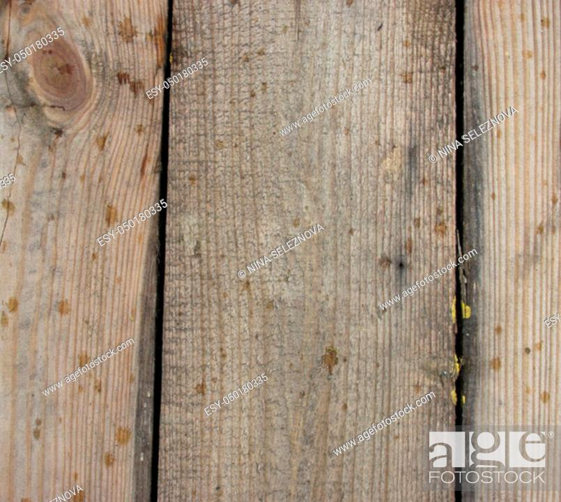 Stock Photo: old weathered grunge wooden boards background.