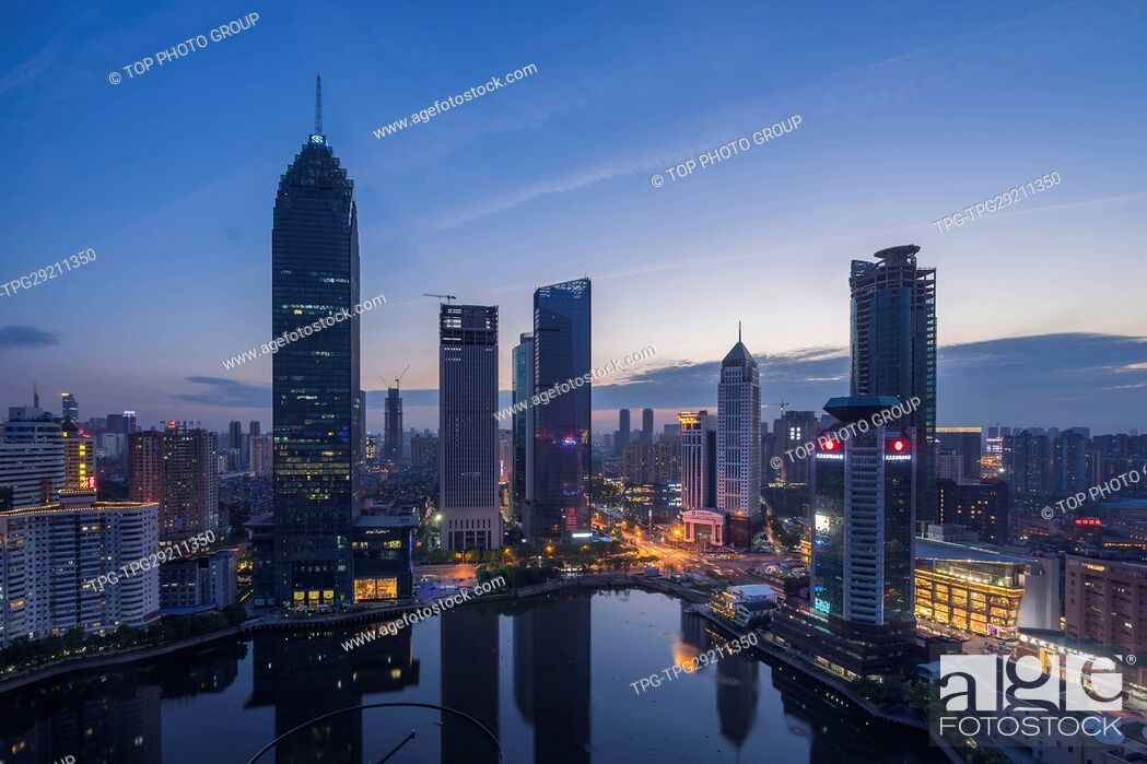 Stock Photo: Wuhan;Hubei;China.