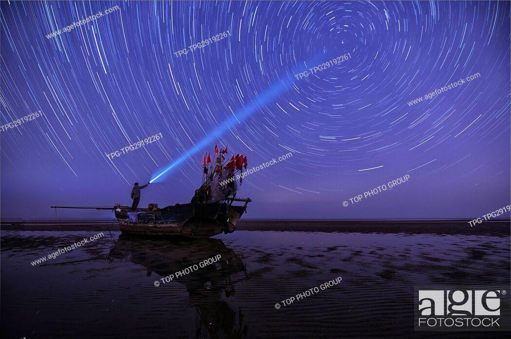 Imagen: starry night.