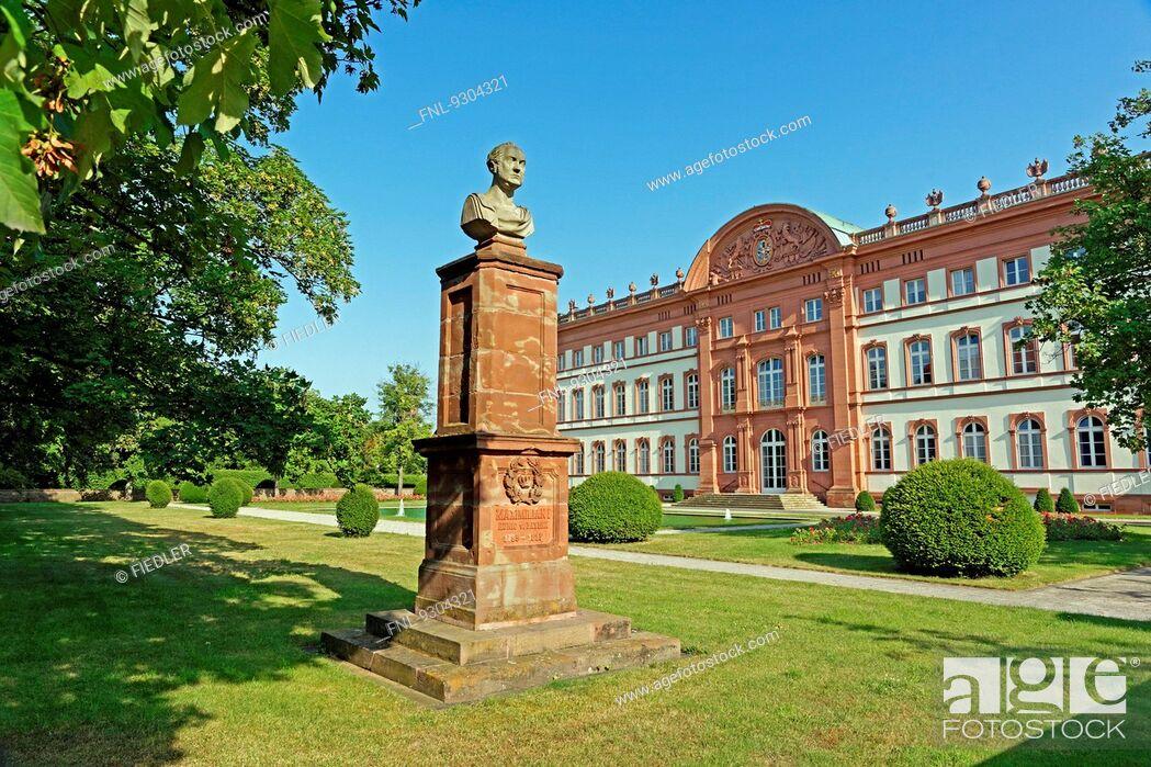 Stock Photo: Castle Zweibruecken, Zweibruecken, Rhineland-Palatinate, Germany, Europe.