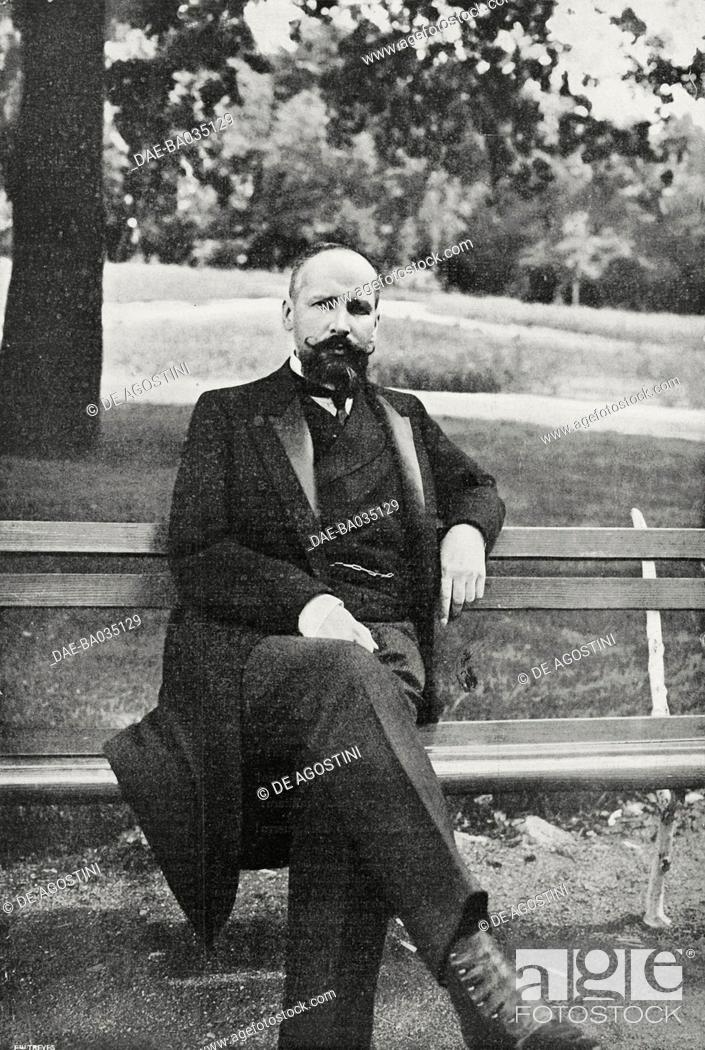 Imagen: Pyotr Stolypin (1862-1911), Russian politician, photograph by Daziaro, from L'Illustrazione Italiana, Year XXXIII, No 35, September 2, 1906.