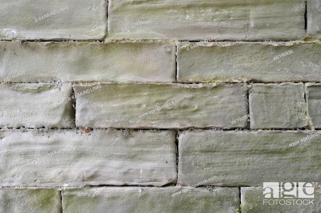 Photo de stock: Old wall.