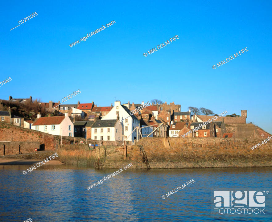 Stock Photo: Crail. Fife. Scotland.