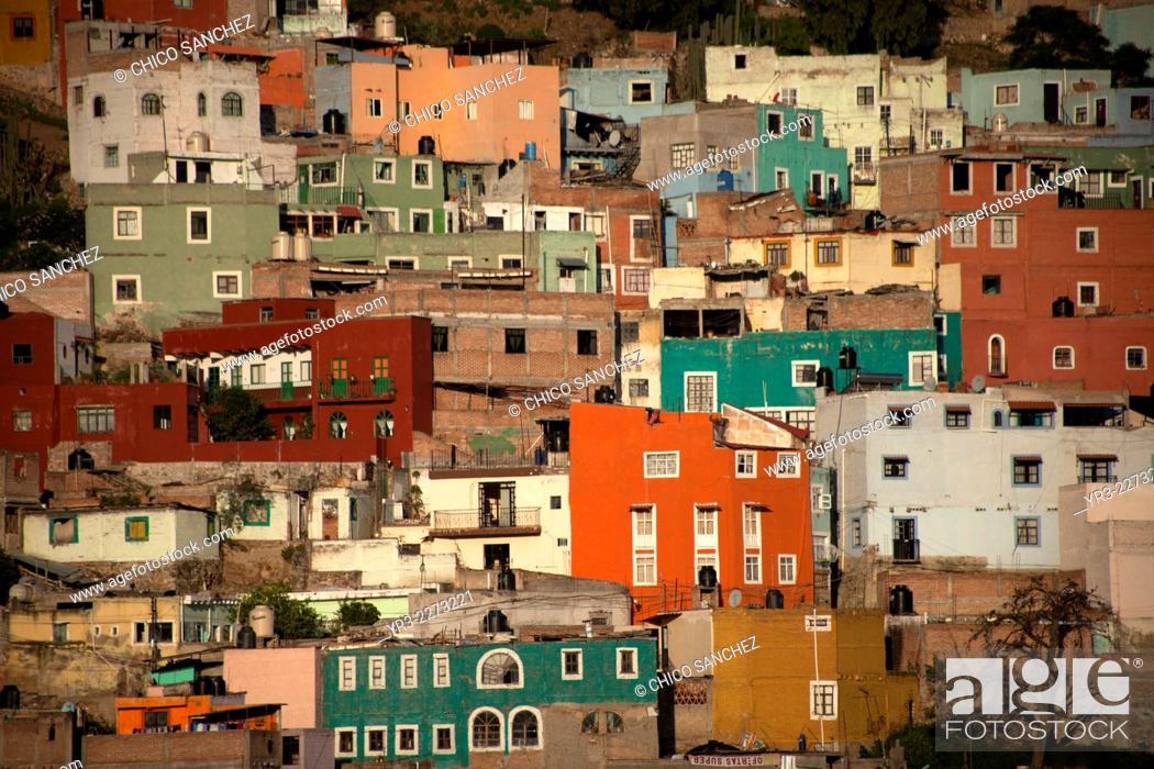 Stock Photo: Guanajuato, Mexico.