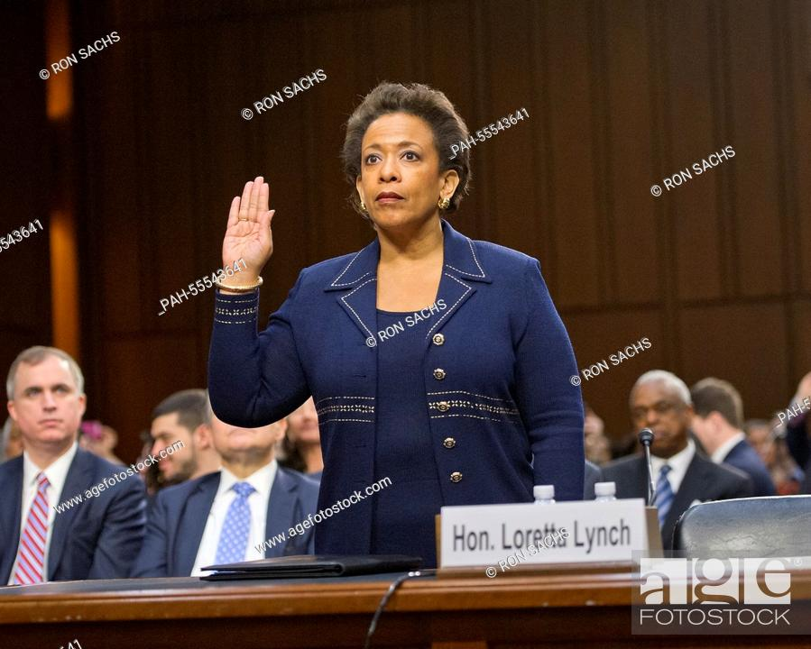 Loretta Lynch, United States Attorney For The Eastern