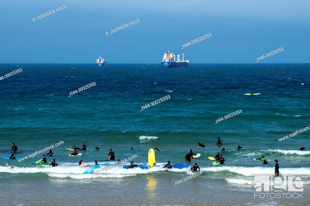 Stock Photo: Santander, Cantabria, Spain.