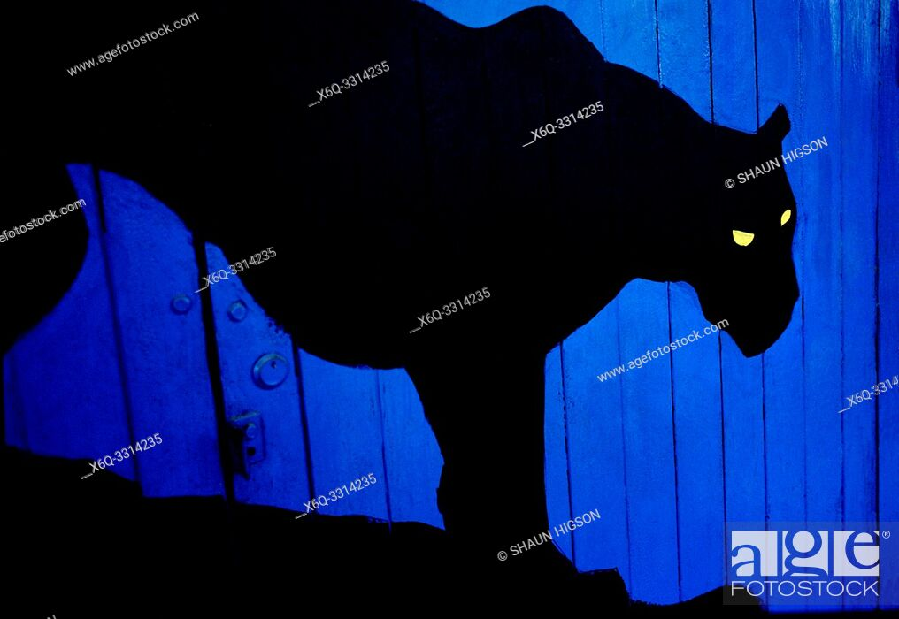 Imagen: Black Panther.