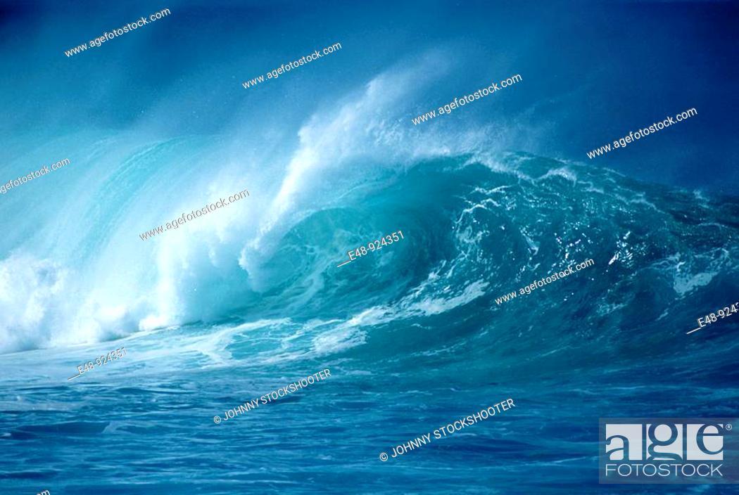 Stock Photo: Wave.