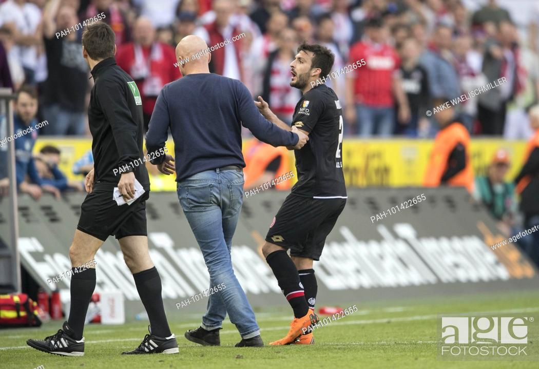 Rouven Schroeder Schroder L Sportvorstand Manager Mz