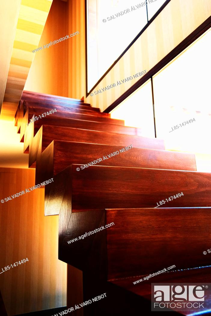 Stock Photo: Interior Stairs.