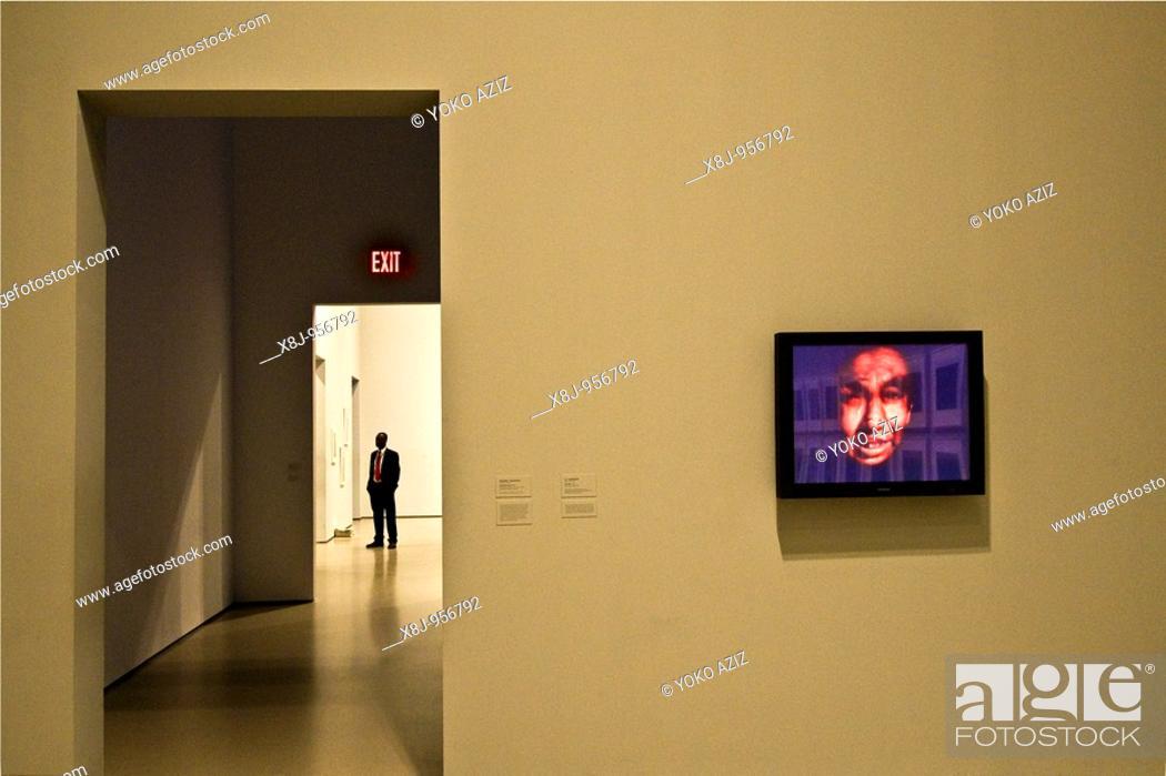 Imagen: MOMA Museum of Modern Art, Manhattan New York, United States of America.