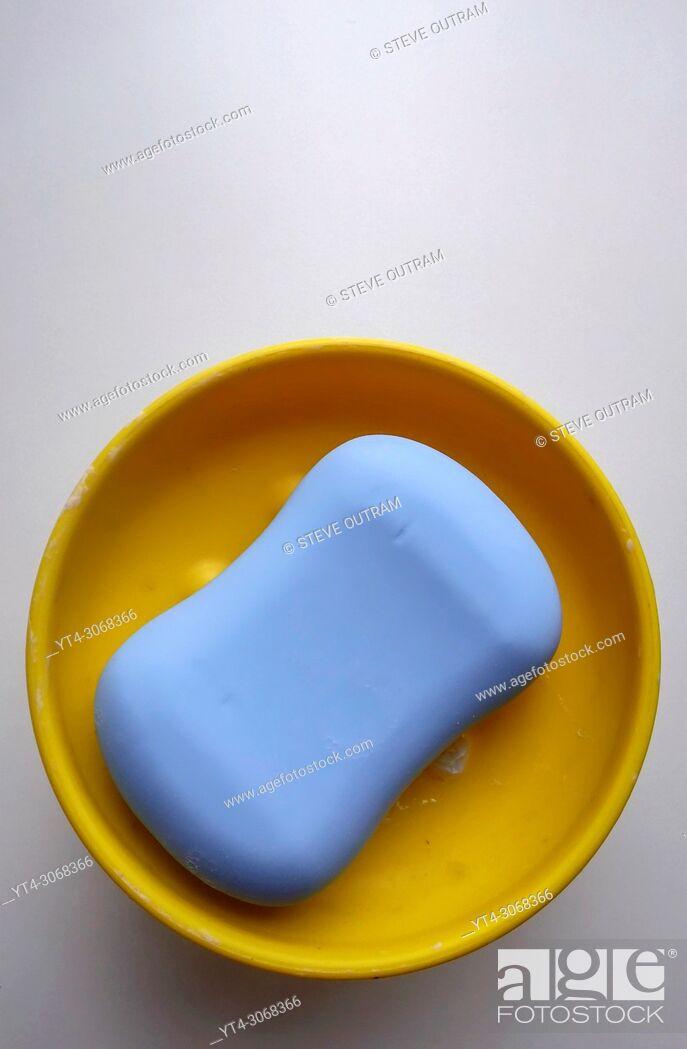 Stock Photo: Soap Dish.