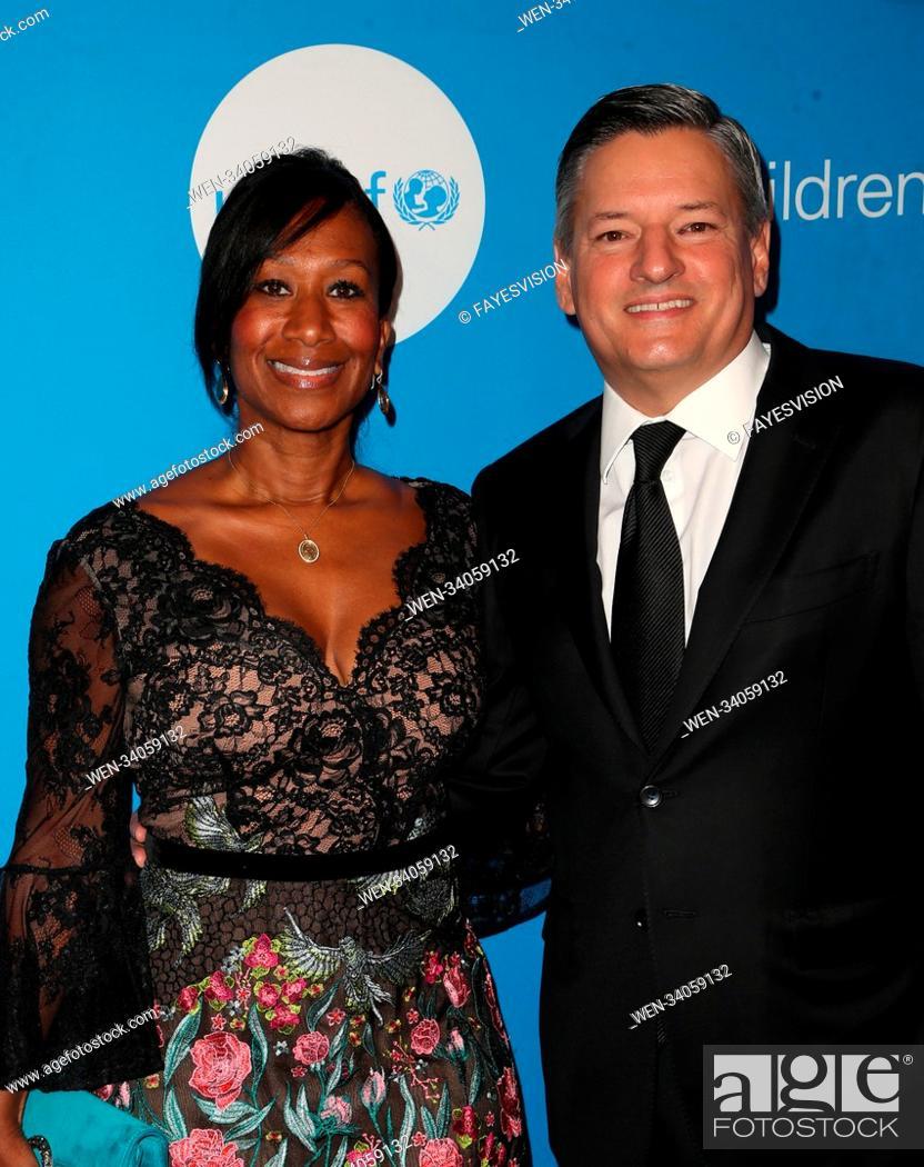 7th Biennial UNICEF Ball Featuring: Nicole Avant, Ted