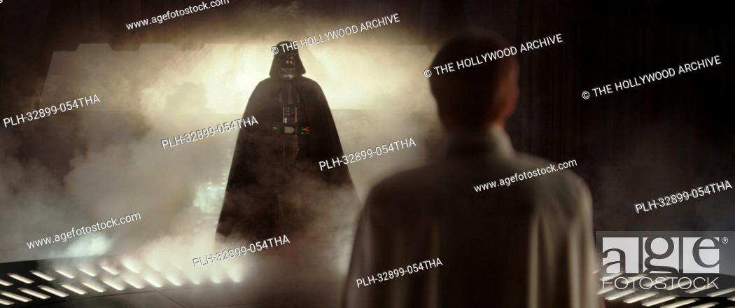 Stock Photo: Rogue One: A Star Wars Story (2016) Darth Vader © 2016 Lucasfilm Ltd. All Rights Reserved.