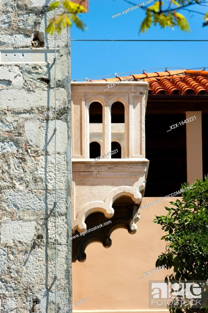 Stock Photo: City of Zadar, Zadar county, Dalmatian region, Croatia, Europe.