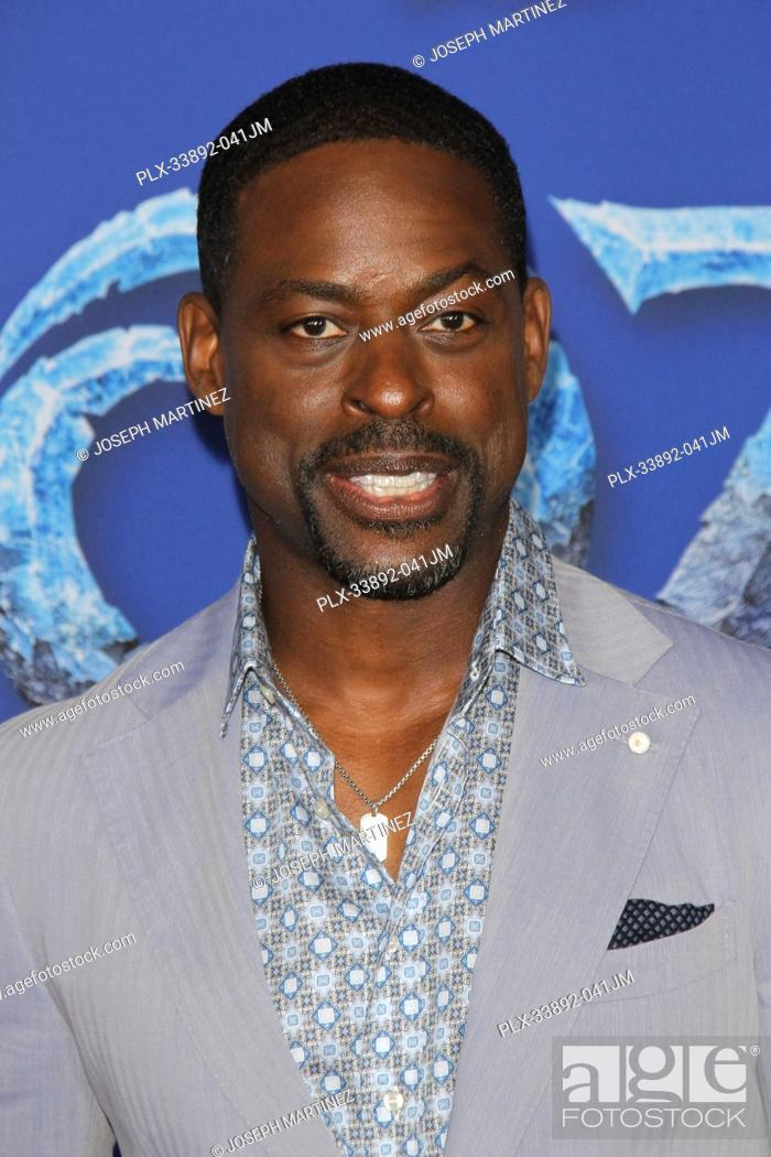 "Stock Photo: Sterling K. Brown at Disney's """"Frozen II"""" World Premiere held at the Dolby Theatre in Hollywood, CA, November 7, 2019. Photo Credit: Joseph Martinez /."