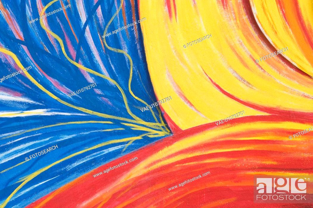 Stock Photo: Close-Up, Illustration, Design, Abstract.