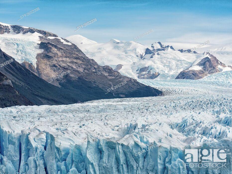 Imagen: Glaciar Perito Moreno.