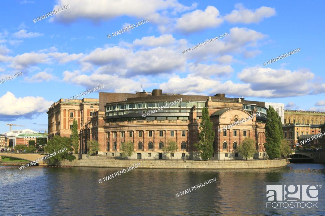 Imagen: Stockholm, Sweden.