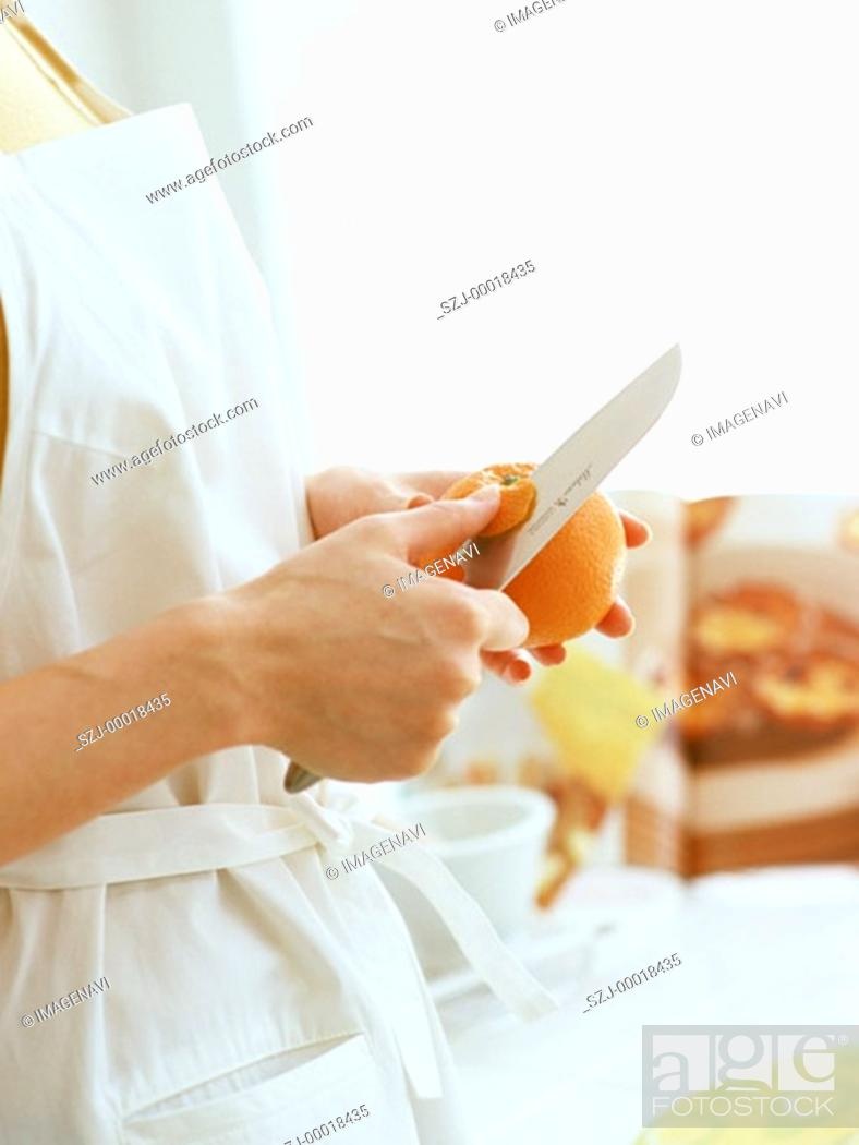 Stock Photo: Cooking.