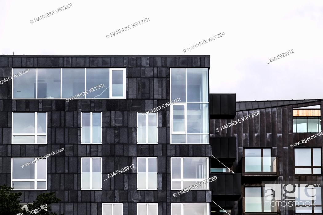 Stock Photo: Modern architecture in Tallinn, Estonia, Europe.