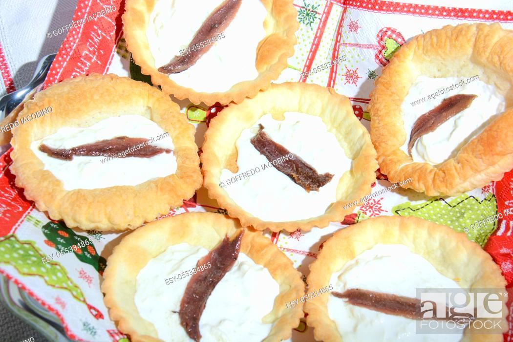 Imagen: fine pastry original sweet Italian gourmands.
