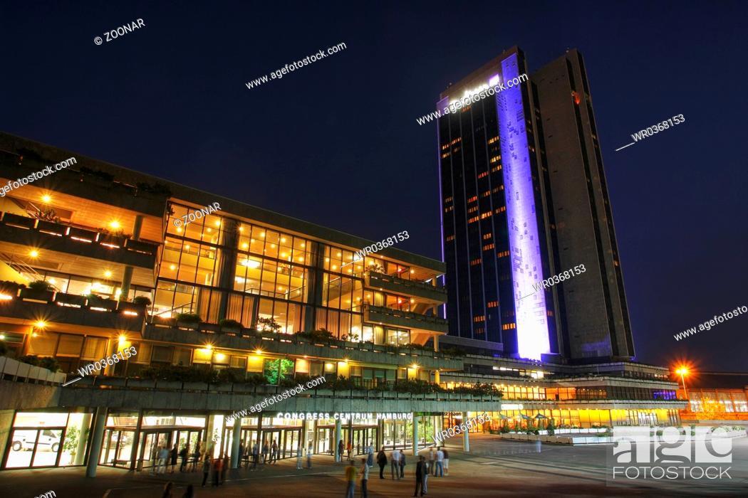 Hotel Radisson With Congress Center Am Bahnhof Damtor Hamburg
