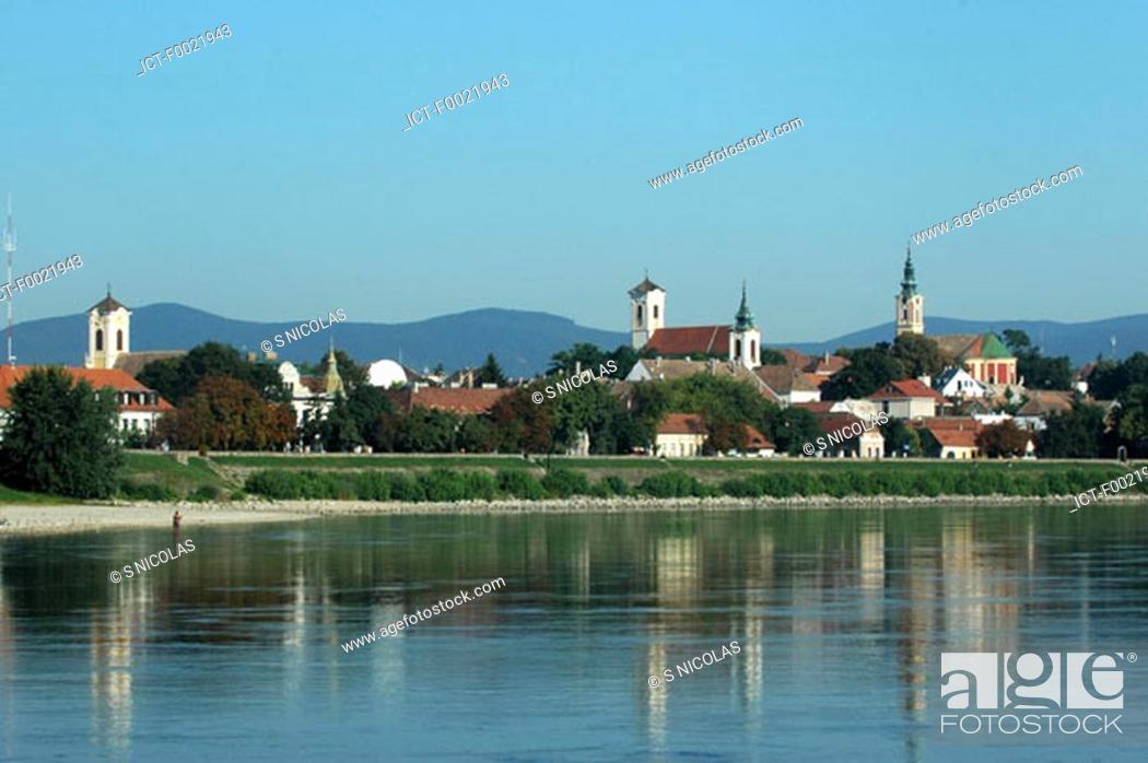 Stock Photo: Hungary, szentendre.