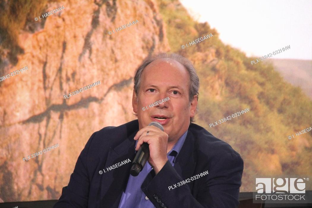 "Stock Photo: Hans Zimmer 07/10/2019 """"The Lion King"""" Press Conference held at the Montage Beverly Hills Luxury Hotel in Beverly Hills, CA. Photo by I."