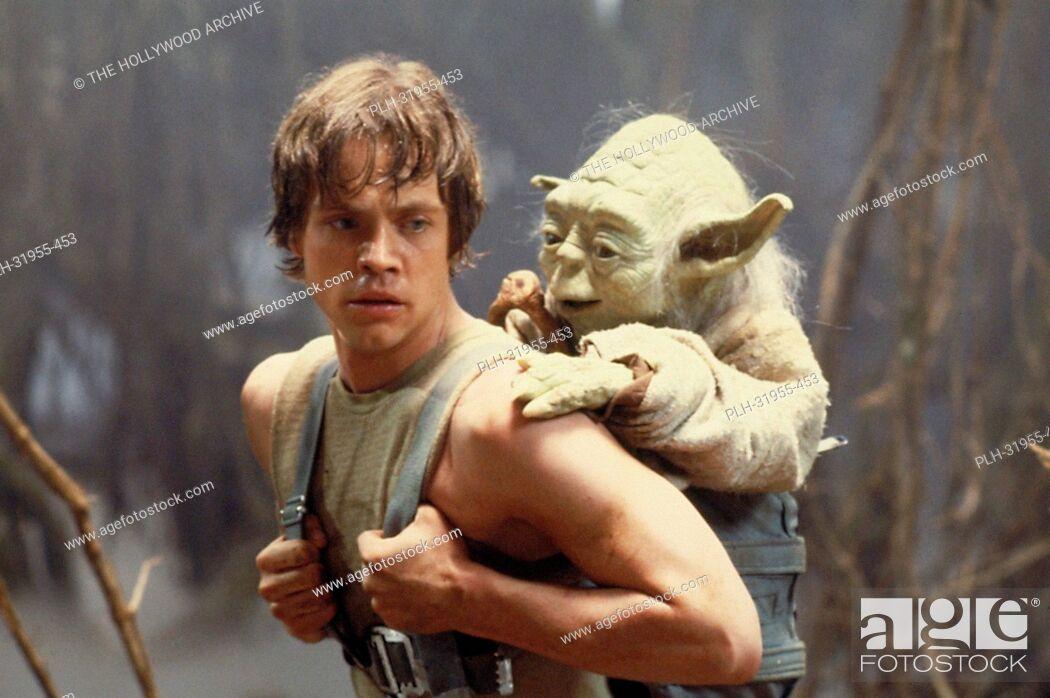 Stock Photo: Mark Hamill, Star Wars Episode V: The Empire Strikes Back 1980.