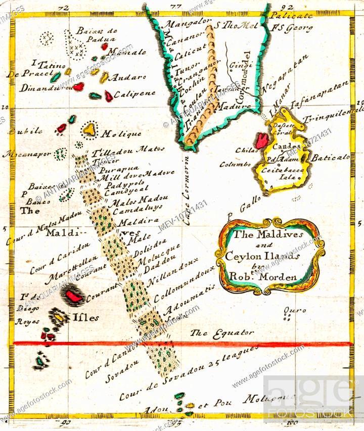 17th century Map of the Maldives and Ceylon Islands, Stock ... on australia map, seychelles map, bora bora, india map, japan map, pakistan map, germany map, philippines map, mexico map, indian ocean, lebanon map, tonga island map, maldives atoll map, sri lanka, world map, indian ocean map, hong kong map, malaysia map, belize map, java island map, celebes island map, myanmar map, taiwan map,