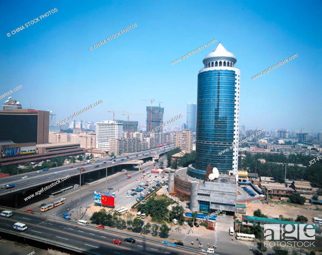 Stock Photo: China, Beijing.