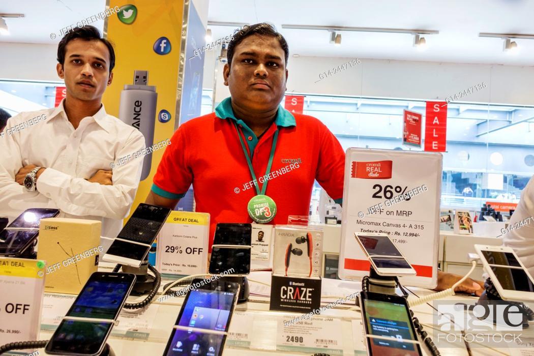 India, Asian, Mumbai, Lower Parel, High Street Phoenix, mall
