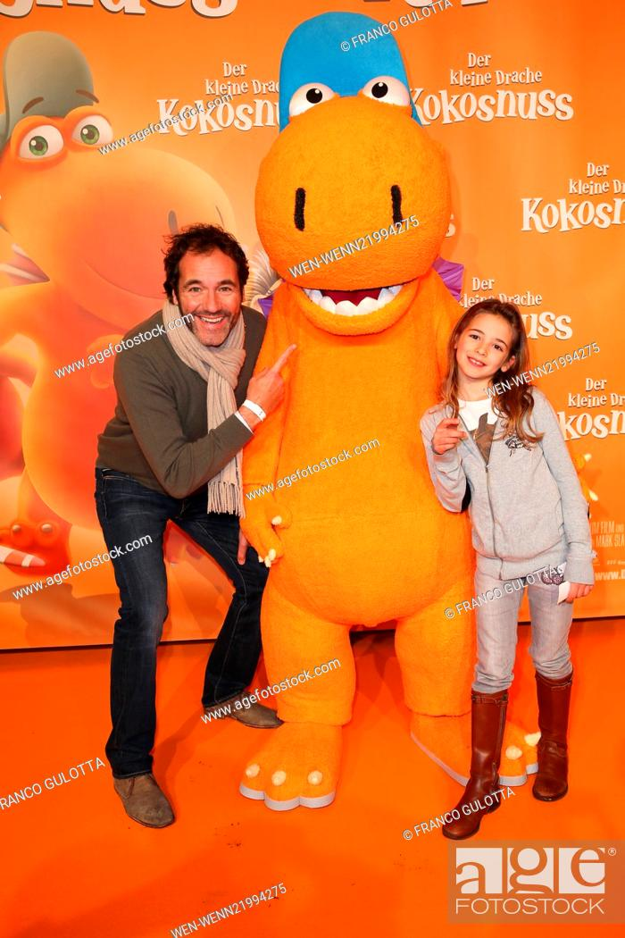 Premiere Of The Movie Der Kleine Drache Kokosnuss At Mathaeser