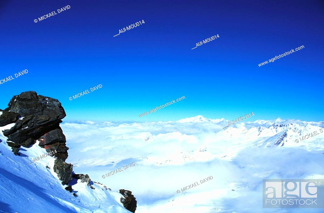 Stock Photo: Mountain - Belleville Valley - Landscape.