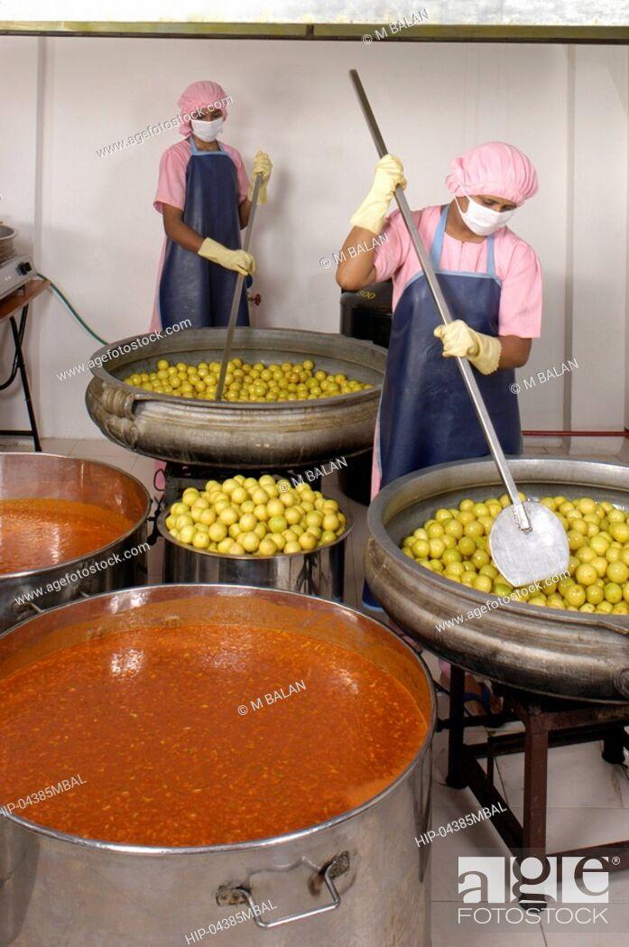 Imagen: SPICE VALLEY FOOD PROCESSING FACTORY TRIVANDRUM.