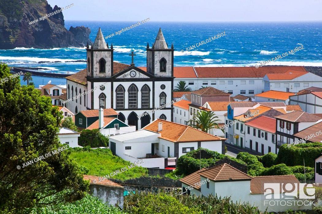 Imagen: Lajes do Pico, Pico Island, Azores, Portugal.
