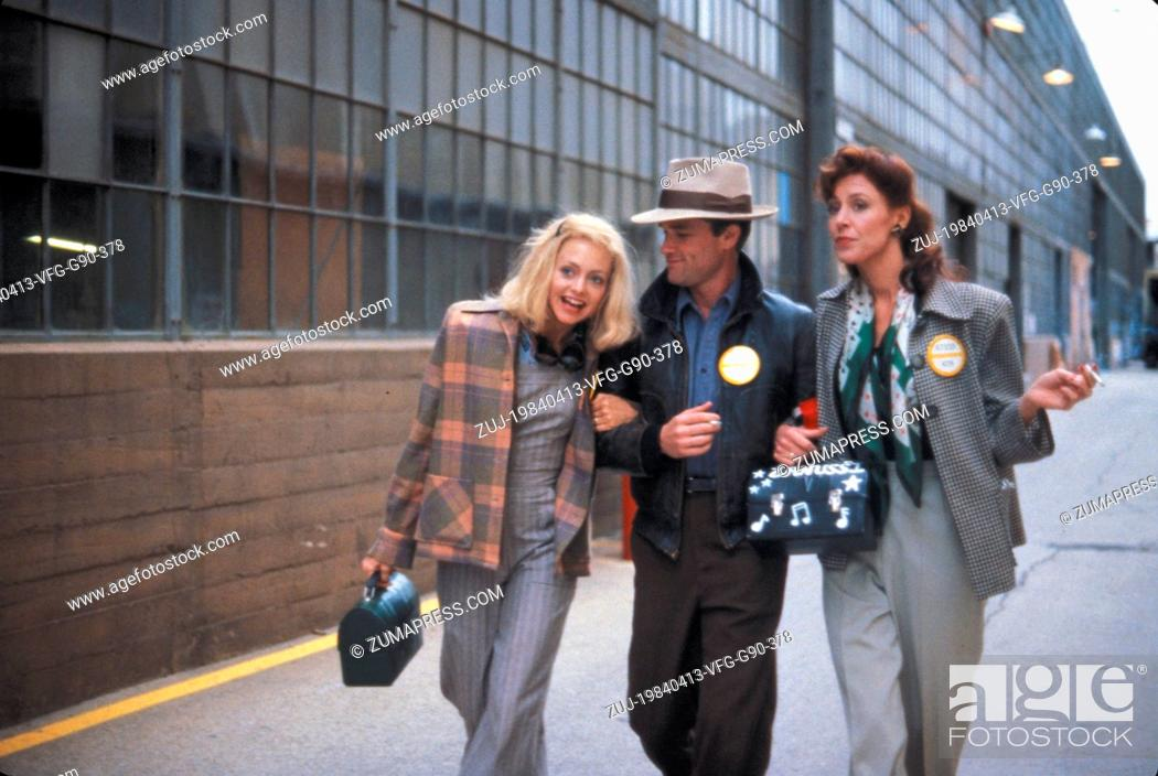 Stock Photo: RELEASE DATE: April 13, 1984  MOVIE TITLE: Swing Shift  STUDIO: A Lantana Production  DIRECTOR: Jonathan Demme PLOT: In 1941 America Kay and her husband are.