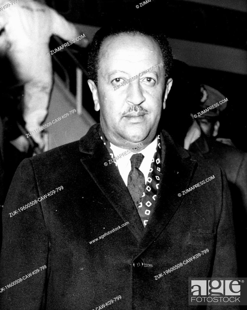 Jan  29, 1965 - London, England, U K  - AMHA SELASSIE of