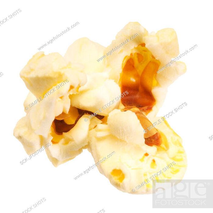 Stock Photo: pop corn.