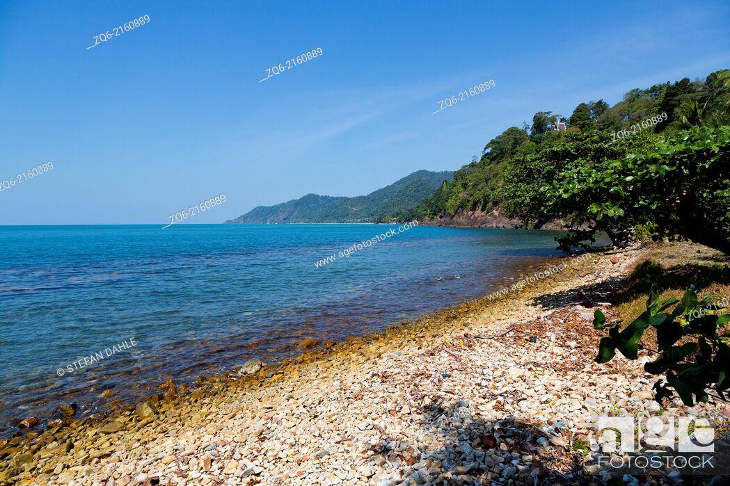Stock Photo: Chai Chet Beach on Ko Chang, Thailand.